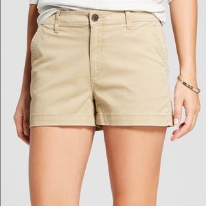 "Merona 3"" Chino Shorts"